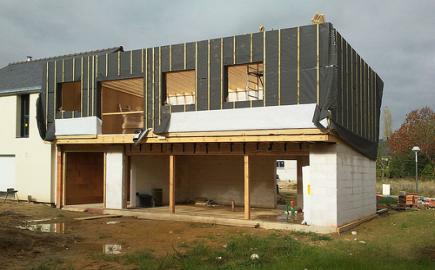 stavba pasivniho domu