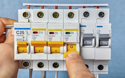 Fuse,Board,Replacement.,Circuit,Breakers,Are,The,Most,Common,Form